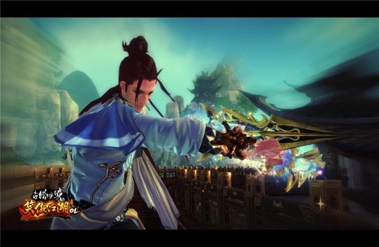 图片: 图1.在《笑傲江湖OL》中实现武侠梦.jpg